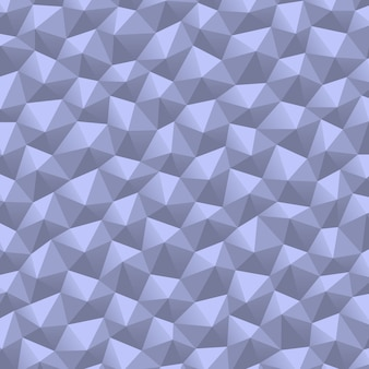 Triangle geometric abstract white paper background