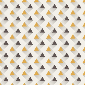 Triangle pattern, abstract geometrical background. creative and elegant style illustration