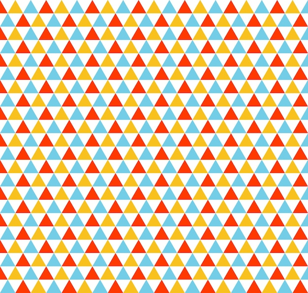 三角形のパターン、幾何学的なシンプルな背景。エレガントで豪華なスタイルのイラスト