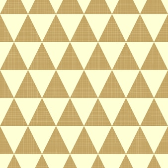 Triangle pattern on textile, abstract geometric background. creative and luxury style illustration