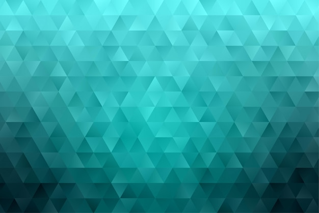 Triangle polygon geometric abstract background wallpaper vector