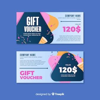 Triangles gift voucher
