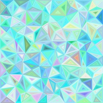 Triangular shapes background