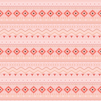 Tribal ethnic seamless stripe pattern wallpaper