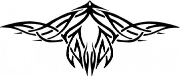 Tribal ornament