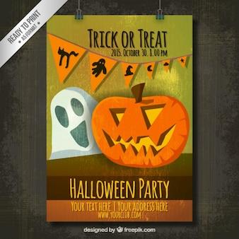 파티 포스터 간계 또는 치료