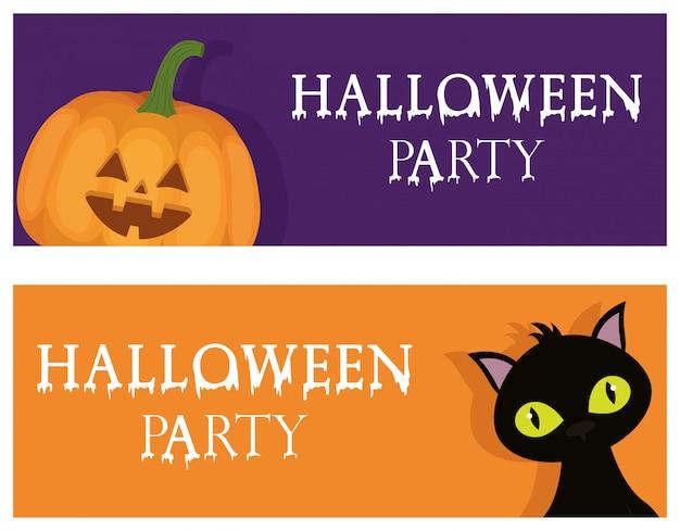Trick or treat, happy halloween
