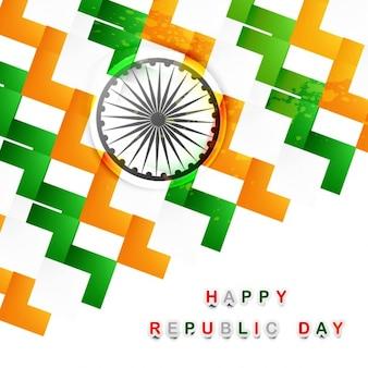 Repubblica tricolore day background