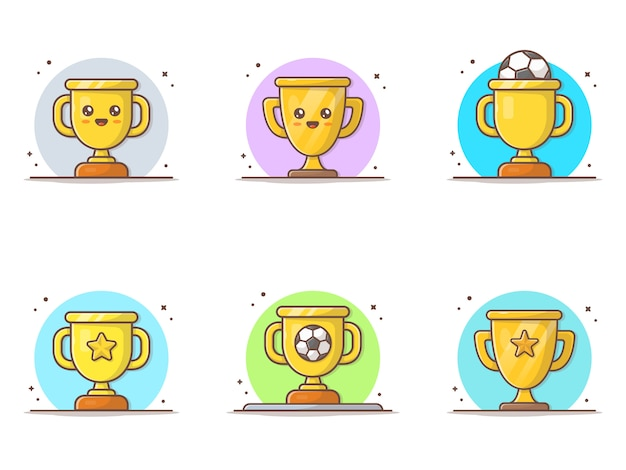 Trophy collections  icon