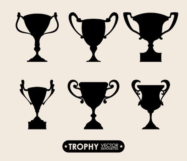 Trophy design