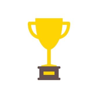 Значок трофея