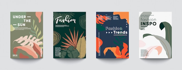 Tropic minimal cover templates.