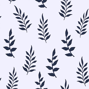 Tropical leaf season pattern