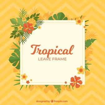 Тропический отпуск