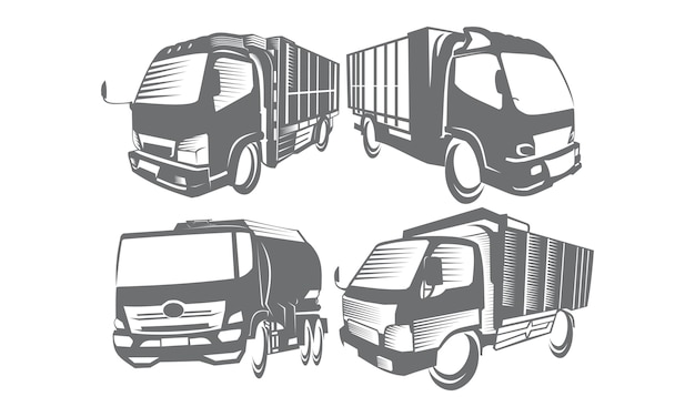 トラックロゴセットコレクション