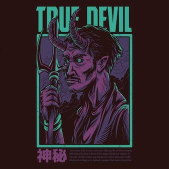 True devil