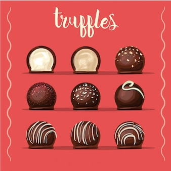 Truffles design