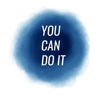 Tu puedes hacerlo