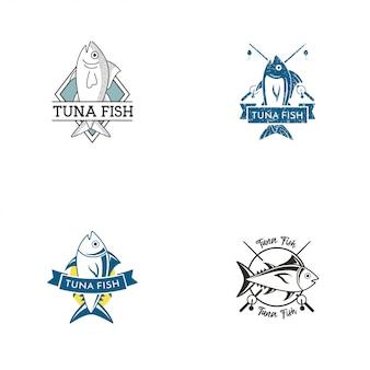 Tuna fish logo