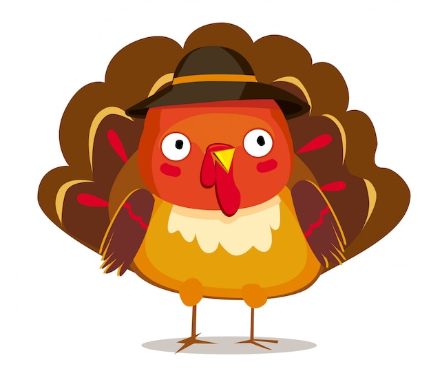 Turkey vector illustration