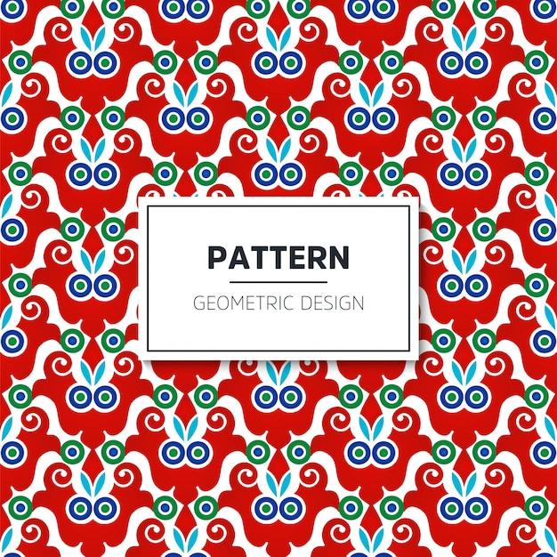 Turkish seamless pattern