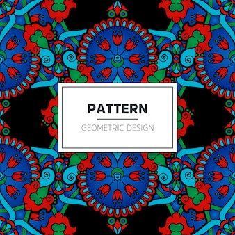 Turkish seamless pattern
