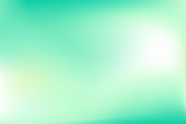 Turquoise gradient tones background