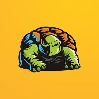 Логотип черепаха