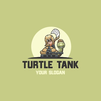 Логотип turtle tank киберспорт