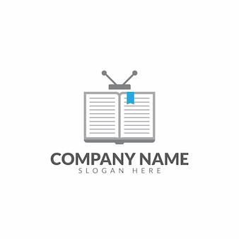 Tv book logo