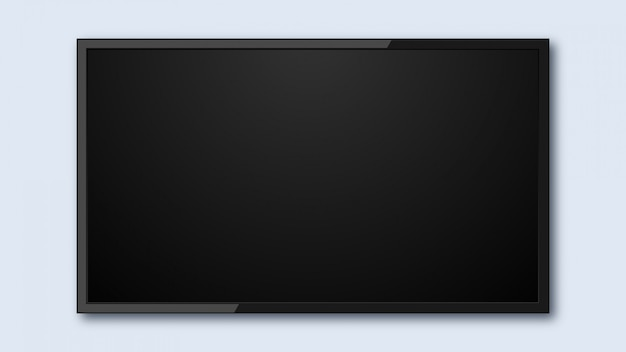 Tv screen  template