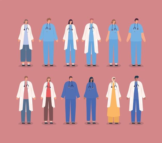 Двенадцать хороших докторов