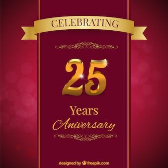 Двадцать пятая годовщина карты