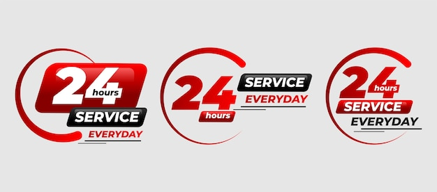 Twenty four hours service collection