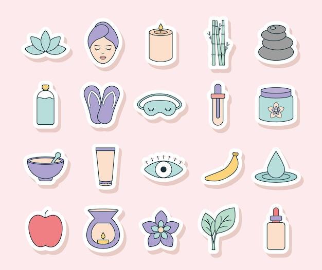 Twenty wellness items