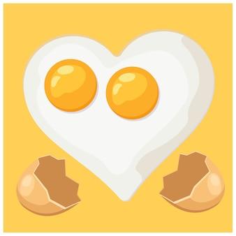 Twin eggs