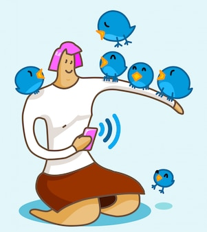 Twitterソーシャルメディア