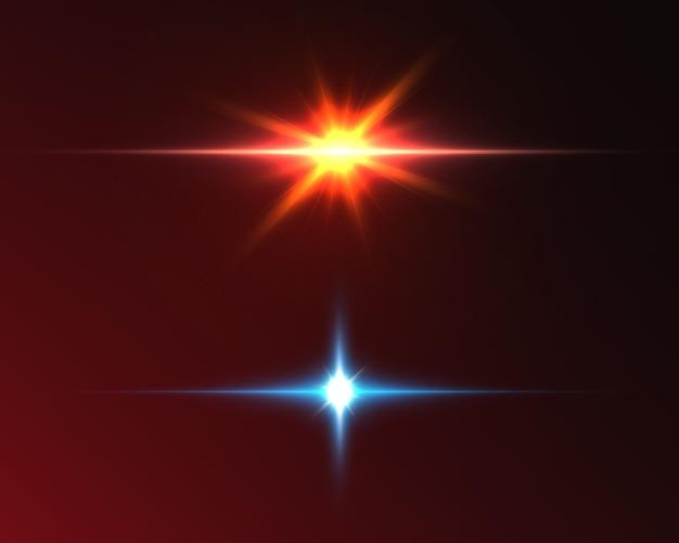 Две яркие звезды