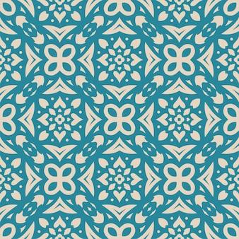 두 가지 색상 원활한 추상 모양입니다. 간단한 패턴 장식 배경