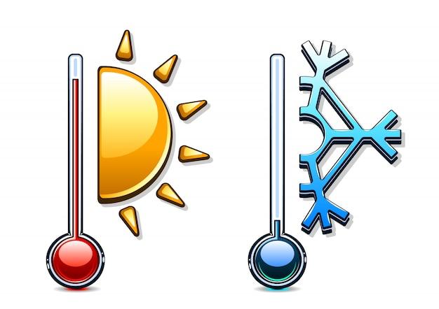 Два термометра