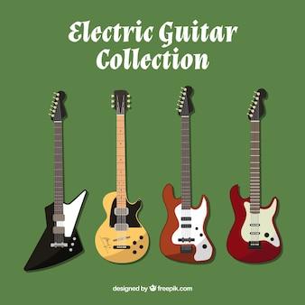 エレクトリックギターの種類