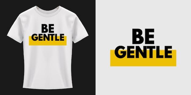 Типография дизайн футболки