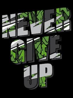 Tシャツ印刷用のタイポグラフィーベクトル