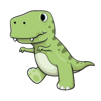 Tyrannosaurs baby