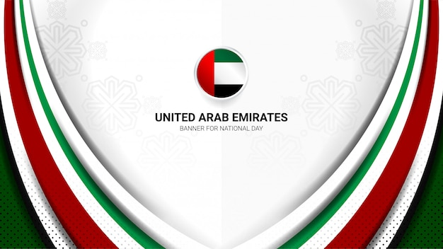 Uae background for holiday