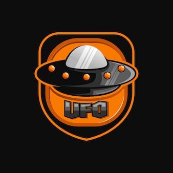 Дизайн логотипа нло