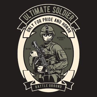 Ultimate soldier