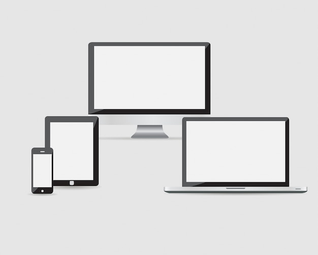 Ultimate web design electronic devices