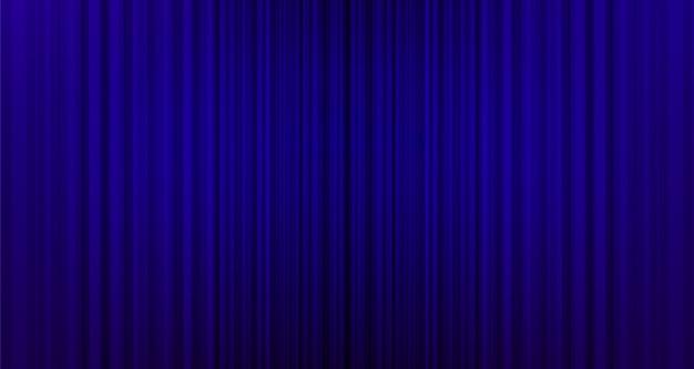 Ультрафиолетовый фон занавеса, современный дизайн.
