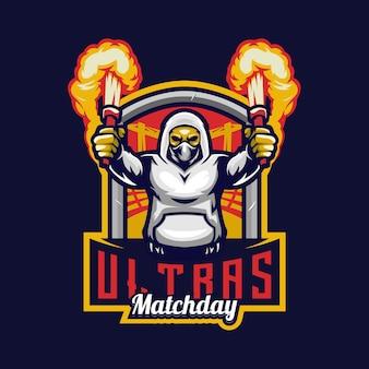 ウルトラスのロゴ